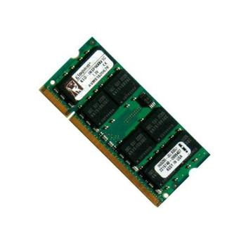 KTD-INSP6000/1G Kingston 1GB DDR2 SoDimm Non ECC PC2-3200 400Mhz Memory