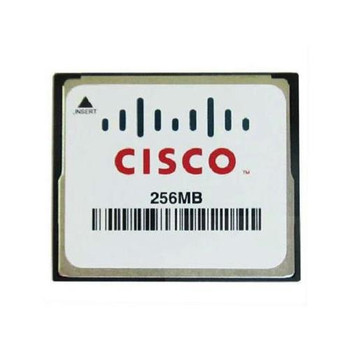 MEM-CF-256MB Cisco 256MB CompactFlash (CF) Memory Card