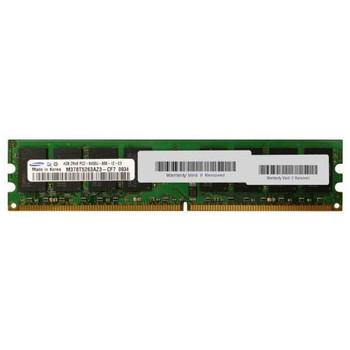 M378T5263AZ3-CF7 Samsung 4GB DDR2 Non ECC PC2-6400 800Mhz Memory