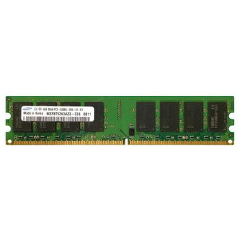 M378T5263AZ3-CE6 Samsung 4GB DDR2 Non ECC PC2-5300 667Mhz Memory