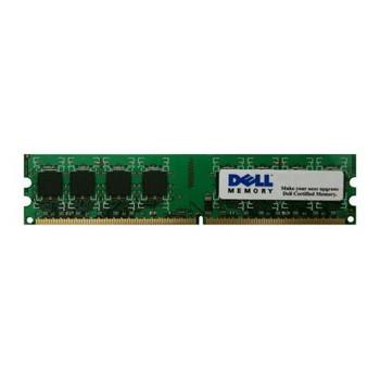 311-7374 Dell 2GB (2x1GB) DDR2 Non ECC PC2-6400 800Mhz Memory