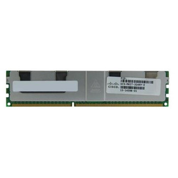 15-14598-01 Cisco 32GB DDR3 Registered ECC PC3-12800 1600Mhz 4Rx4 Memory