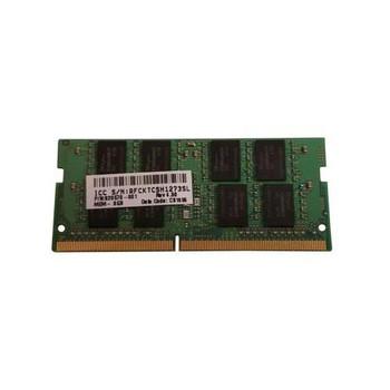 820570-001 HP 8GB DDR4 SoDimm Non ECC PC4-19200 2400Mhz 1Rx8 Memory