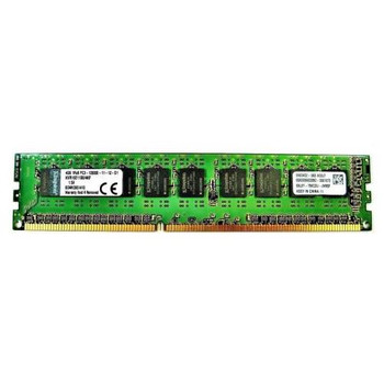 9965432-068.A000LF Kingston 4GB DDR3 ECC PC3-12800 1600Mhz 1Rx8 Memory