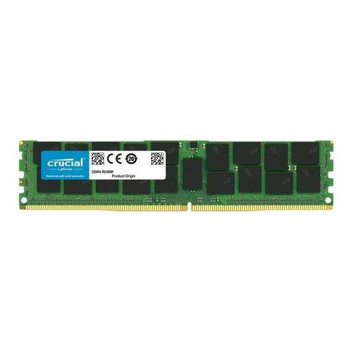CT32G4RFD4213.36FA1 Crucial 32GB DDR4 Registered ECC PC4-17000 2133Mhz 2Rx4 Memory