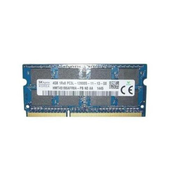 HMT451B6AFR8A-PBN0 Hynix 4GB DDR3 SoDimm Non ECC PC3-12800 1600Mhz 1Rx8 Memory