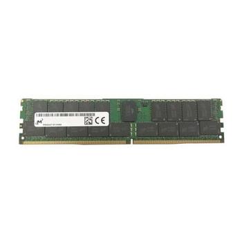 MTA36ASF4G72PZ-2G6B2 Micron 32GB DDR4 Registered ECC PC4-21300 2666MHz 2Rx4 Memory