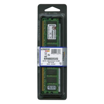 KVR400D2E3/2G Kingston 2GB DDR2 ECC PC2-3200 400Mhz Memory