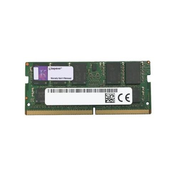 9965657-001.A00G Kingston 8GB DDR4 SoDimm ECC PC4-17000 2133Mhz 2Rx8 Memory