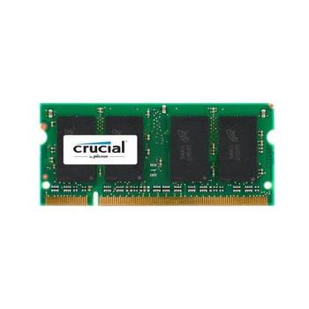 CT1008713 Crucial 2GB DDR2 SoDimm Non ECC PC2-6400 800Mhz Memory