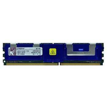 99N0150-001.A00LF Kingston 4GB DDR2 Fully Buffered FB ECC PC2-5300 667Mhz 2Rx4 Memory