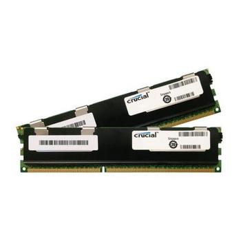 CT2KIT102472BB1339 Crucial 16GB (2x8GB) DDR3 Registered ECC PC3-10600 1333Mhz Memory
