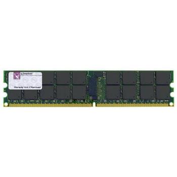 KTH-MLG4/2GB Kingston 2GB (2x1GB) DDR2 Registered ECC PC2-3200 400Mhz Memory