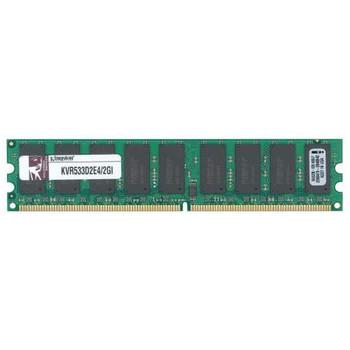 KVR533D2E4/2GI Kingston 2GB DDR2 ECC PC2-4200 533Mhz Memory