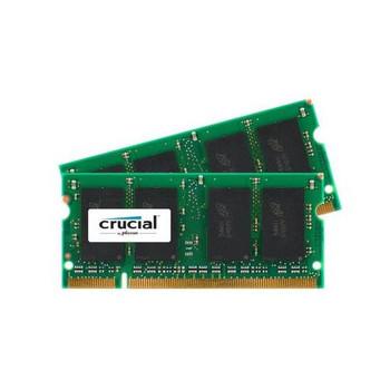 CT1011273 Crucial 4GB (2x2GB) DDR2 SoDimm Non ECC PC2-5300 667Mhz Memory