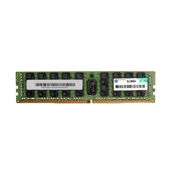 752639-081 HP 16GB DDR4 Registered ECC PC4-17000 2133Mhz 2Rx4 Memory
