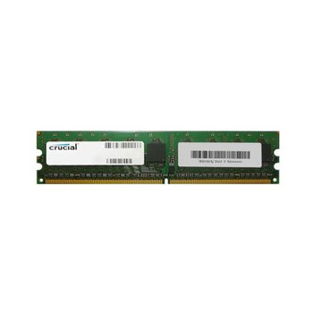 CT1015099 Crucial 2GB DDR2 ECC PC2-6400 800Mhz 2Rx8 Memory