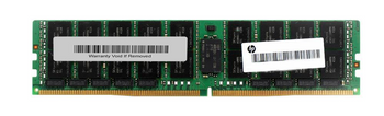 809086-091 HP 128GB DDR4 Registered ECC PC4-19200 2400Mhz 8Rx4 Memory
