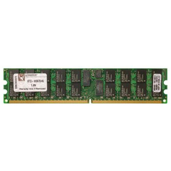 KTD-WS670/4G Kingston 4GB DDR2 Registered ECC PC2-3200 400Mhz 2Rx4 Memory