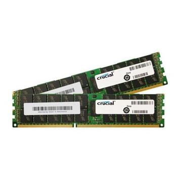 CT2K16G3ERSLD4160B Crucial 32GB (2x16GB) DDR3 Registered ECC PC3-12800 1600Mhz Memory