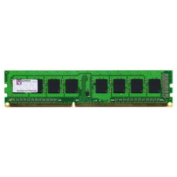 KTH9600B/1GVLP Kingston 1GB DDR3 Non ECC PC3-10600 1333Mhz 1Rx8 Memory
