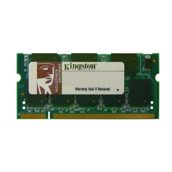 9905195-048.B00LF Kingston 1GB DDR SoDimm Non ECC PC-2700 333Mhz Memory