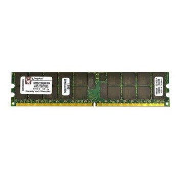 9965406-002.A00LF Kingston 8GB (2x4GB) DDR2 Registered ECC PC2-5300 667Mhz Memory