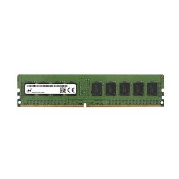 MTA9ASF1G72PZ-2G6B1 Micron 8GB DDR4 Registered ECC PC4-21300 2666MHz 1Rx8 Memory