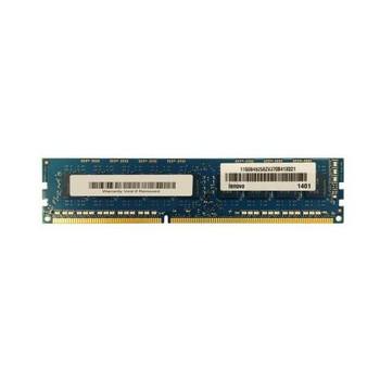 0B49258 Lenovo 8GB DDR3 ECC PC3-12800 1600Mhz 2Rx8 Memory