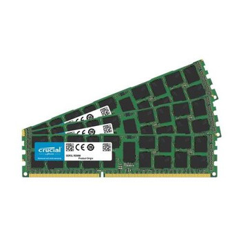 CT3K16G3ERSLD4160B Crucial 48GB (3x16GB) DDR3 Registered ECC PC3-12800 1600Mhz Memory