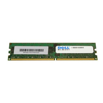 DY6627 Dell 4GB DDR2 Registered ECC PC2-3200 400Mhz 2Rx4 Memory