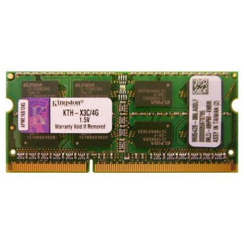 9905428-086.A00LF Kingston 4GB DDR3 SoDimm Non ECC PC3-12800 1600Mhz 2Rx8 Memory