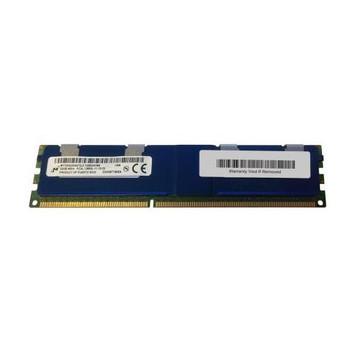 MT72KSZS4G72LZ-1G6 Micron 32GB DDR3 Registered ECC PC3-12800 1600Mhz 4Rx4 Memory