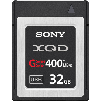 QDG32A Sony 32GB XQD Flash Memory Card