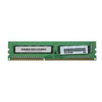 03T7807 IBM 8GB DDR3 ECC PC3-12800 1600Mhz 2Rx8 Memory