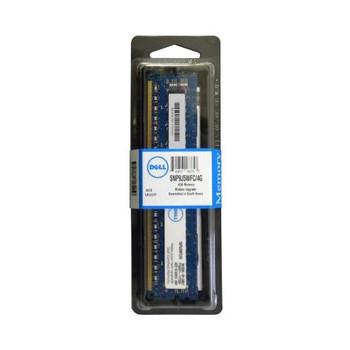 SNP9J5WFC/4G Dell 4GB DDR3 Registered ECC PC3-10600 1333Mhz 2Rx8 Memory