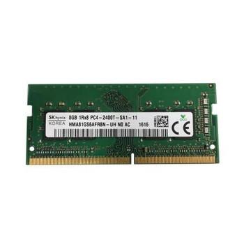 HMA81GS6AFR8N-UHN0 Hynix 8GB DDR4 SoDimm Non ECC PC4-19200 2400Mhz 1Rx8 Memory