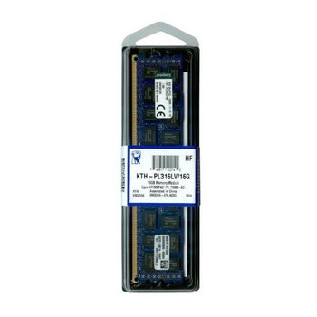 KTH-PL316LV/16G Kingston 16GB DDR3 Registered ECC PC3-12800 1600Mhz 2Rx4 Memory