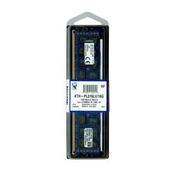 KTH-PL316LV/16G Kingston 16GB DDR3 Registered ECC PC3-12800 1600Mhz 2Rx4 Memory