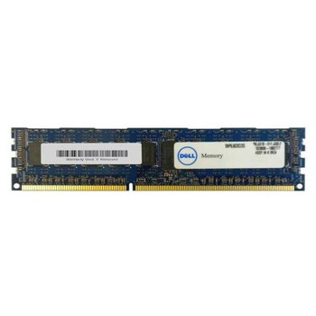 SNP6J6DXC/2G Dell 2GB DDR3 Registered ECC PC3-10600 1333Mhz 2Rx8 Memory