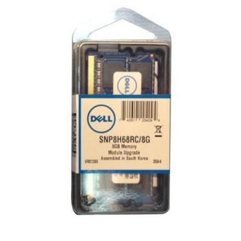 SNP8H68RC/8G Dell 8GB DDR3 SoDimm Non ECC PC3-12800 1600Mhz 2Rx8 Memory