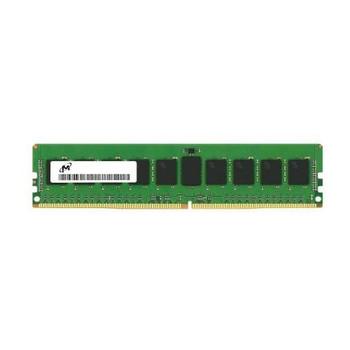MTA9ASF1G72AZ-2G3 Micron 8GB DDR4 ECC PC4-19200 2400Mhz 1Rx8 Memory
