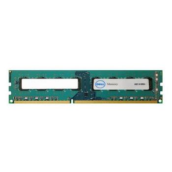 SNP0TDWJC/4G Dell 4GB DDR3 Non ECC PC3-12800 1600Mhz 2Rx8 Memory