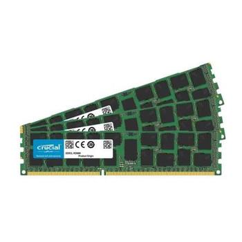 CT3K16G3ERSDD4186D Crucial 48GB (3x16GB) DDR3 Registered ECC PC3-14900 1866Mhz Memory