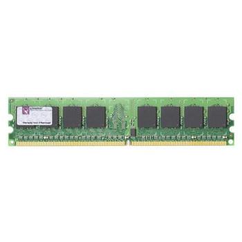 KINSFT078 Kingston 1GB DDR2 Non ECC PC2-3200 400Mhz Memory