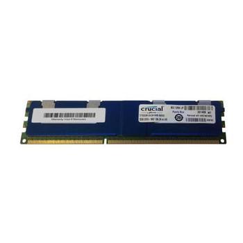 CT32G3ELSLQ4160B.36DED Crucial 32GB DDR3 Registered ECC PC3-12800 1600Mhz 4Rx4 Memory