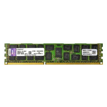 9965516-051.A00LF Kingston 8GB DDR3 Registered ECC PC3-12800 1600Mhz 2Rx4 Memory