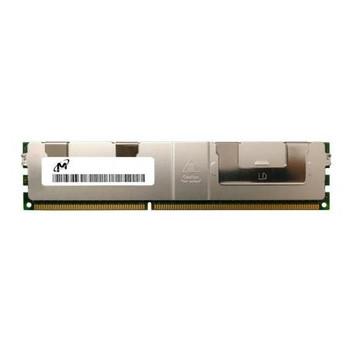 MT72KGF4G72LZ-1G6 Micron 32GB DDR3 Registered ECC PC3-12800 1600Mhz 4Rx4 Memory