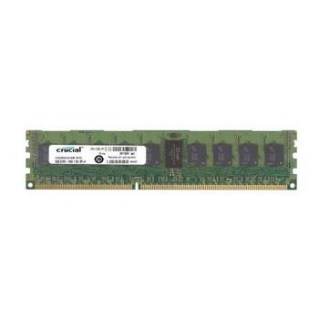 CT8G3ERSLS4160B.18FED Crucial 8GB DDR3 Registered ECC PC3-12800 1600Mhz 1Rx4 Memory