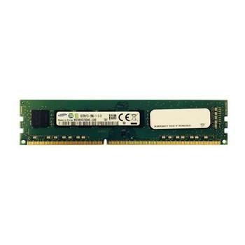 M378B1G73QH0-CK0 Samsung 8GB DDR3 Non ECC PC3-12800 1600Mhz 2Rx8 Memory